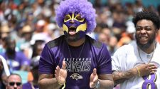 Baltimore Ravens set franchise record 59 points