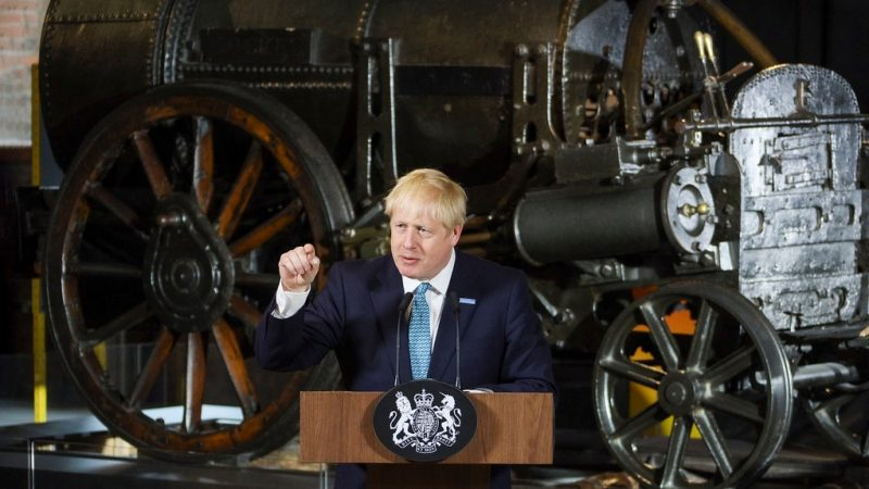 Britain to create £1 bln fund for clean energy technology – EURACTIV.com
