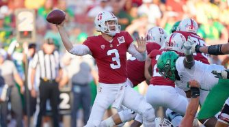 Breaking: QB K.J. Costello ruled out vs Oregon State