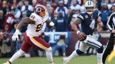 Cowboys vs. Redskins score, highlights, live updates: Dallas building momentum after sloppy start