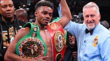 Errol Spence Jr. earns split decision win over Shawn Porter to unify welterweight titles