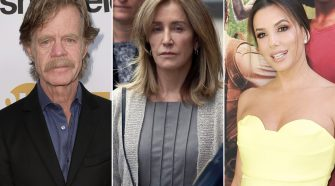 Felicity Huffman, celeb pals say she's the victim in letters to judge