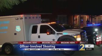 GBI investigating officer-involved shooting in Cobb County