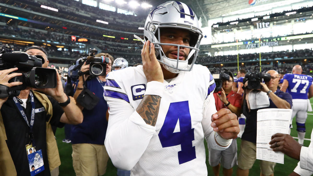 Giants vs. Cowboys final score: Dak Prescott torches Giants as teams total nearly 1,000 yards of offense