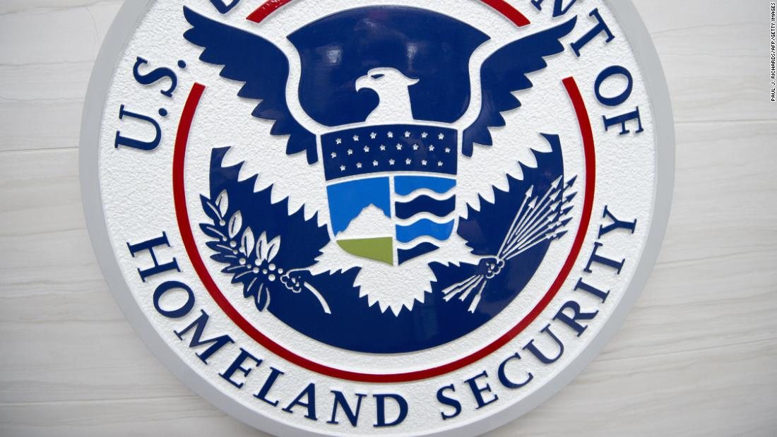 Homeland Security investigating who drew a swastika inside one of its buildings