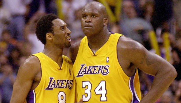 Kobe and Shaq Are Taking it Personal