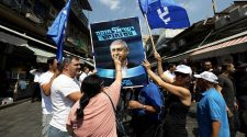 Netanyahu fights for his political life as Israel heads to the polls