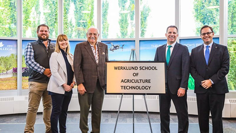 Olds College opens new agricultural technology school   rdnewsNOW   Red Deer, Central Alberta