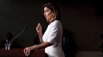 Pelosi Says Barr Has 'Gone Rogue'