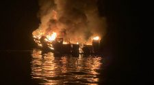 Rescue crews locate remains of 25 people after California boat fire