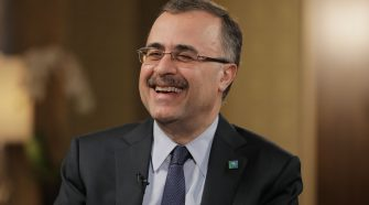 Saudi Aramco CEO confirms IPO will have a secondary listing