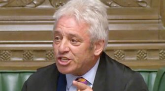 Speaker John Bercow protests suspension of Parliament in Commons outburst