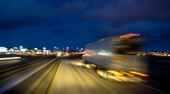 Understanding data streams that flow through the vehicle sensors is key to a self-driving technology's functioning (Photo: Jim Allen/FreightWaves)