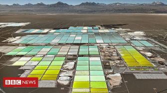 The photographer capturing mankind's impact on planet Earth