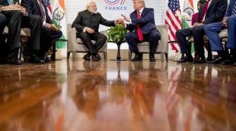 Thousands, plus Trump, due at Texas rally for India's leader