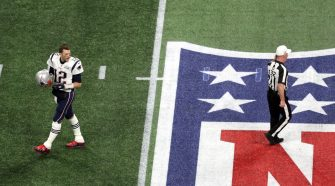 Tom Brady's Take On Roughing The Passer Sure Does Change A Lot When He's Not Playing