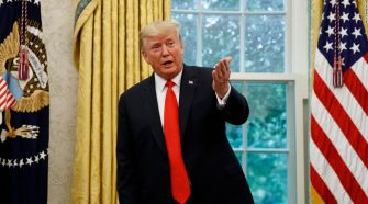 Trump says Taliban leaders were coming to the US for a Camp David meeting but he canceled it