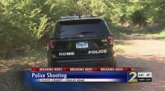 UPDATE Suspect shot and killed by police in Floyd County, GBI investigating