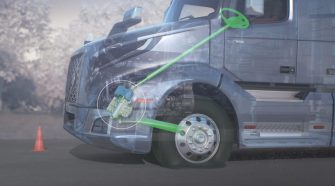 Volvo Trucks imports Dynamic Steering technology from Europe (VIDEO)
