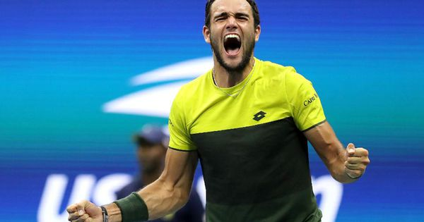 Young Stars Break Through At U.S. Open As 23-Year-Olds Berrettini, Medvedev Reach Semifinals