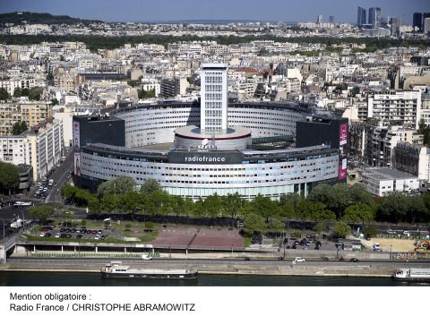 Radio France Transforms Maison de la Radio with Next Generation IP Technology with Orange Business Services and BCE
