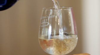 White wine is good for heart health, too