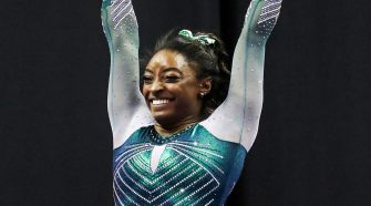 Simone Biles makes US team, Morgan Hurd staying home