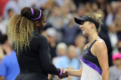 'You have to take your chances against the best in the world' - Svitolina lauds 'legendary' Serena