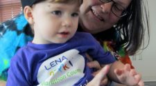 'Just Talk': In Wausau, Technology Program Helps Parents Boost Babies' Language Skills