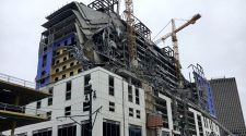1 dead, three missing after Hard Rock Hotel construction site collapses in New Orleans