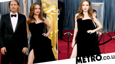 Angelina Jolie recalls breaking the internet in iconic Oscars 2012 dress