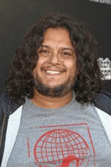Felipe Esparza attends the Queen Mary's Dark Harbor Media & VIP Preview Event on September 28, 2017, in Long Beach, Calif.