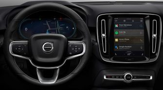 Volvo's first EV will run native Android