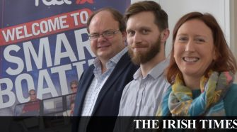 Irish start-up Raceix bringing smart technology to leisure boating