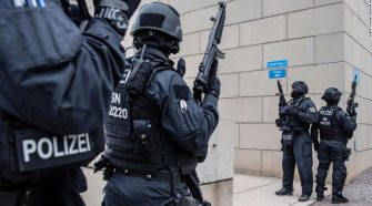 Germany: Halle synagogue gunman couldn't break down the door. That saved lives
