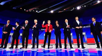 What time is the Democratic debate? Start time, how to watch, what to expect
