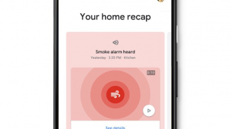 Google Home app is getting a new event feed for Nest Aware subscribers