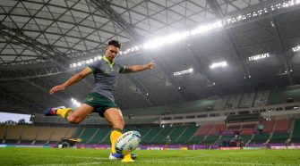 Rugby World Cup breaking news live as England play Australia and Ireland take on New Zealand in huge quarter finals