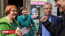 Swiss election: Green parties 'make historic gains'