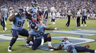 You don't deserve to win if you can't get one yard – ProFootballTalk