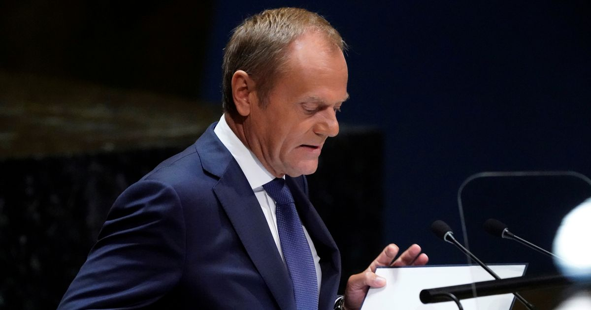 Brexit: EU Chief Donald Tusk recommends three month delay