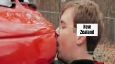 BREAKING: New Zealand still bloody loves cars