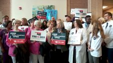 Organizers: Medicaid expansion volunteers break state record with 313,000 signatures