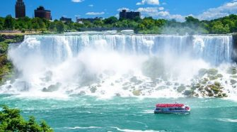 Niagara Falls Named Most Instagrammed Waterfall In The World