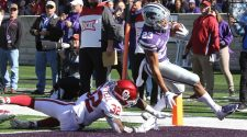 Kansas State stuns Oklahoma to damage College Football Playoff hopes