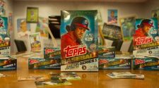 How One Writer's Journey Led Him Back To An Unfamiliar World Of Baseball Card Collecting