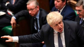 Live: Brexit extension announced as Boris Johnson pushes for December election