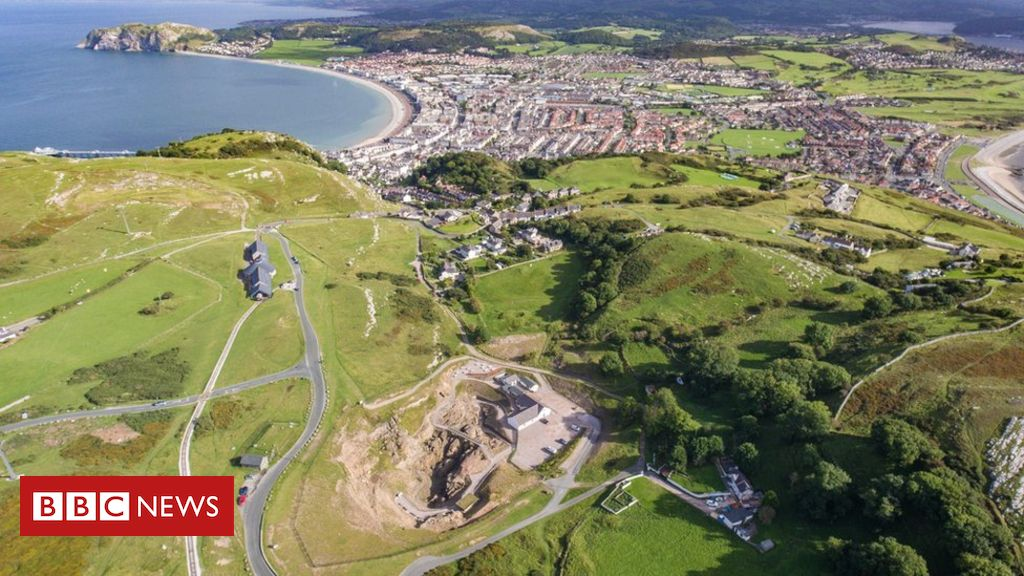 Great Orme copper mine 'traded widely in Bronze Age'