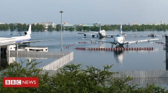 Climate change: Sea level rise to affect 'three times more people'