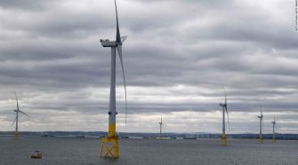 How to build the world's biggest offshore wind farm